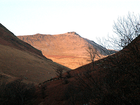 The Berwyn Mountains